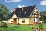 RZESZÓW Słocina – 10,81 ar – budowlana z projektem domu