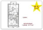 60,70 m2 – RZESZÓW ZALESIE – 2 POKOJE – I piętro