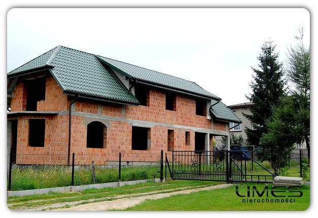 Rudna Mała – 170 m2 – WS – stan surowy otwarty