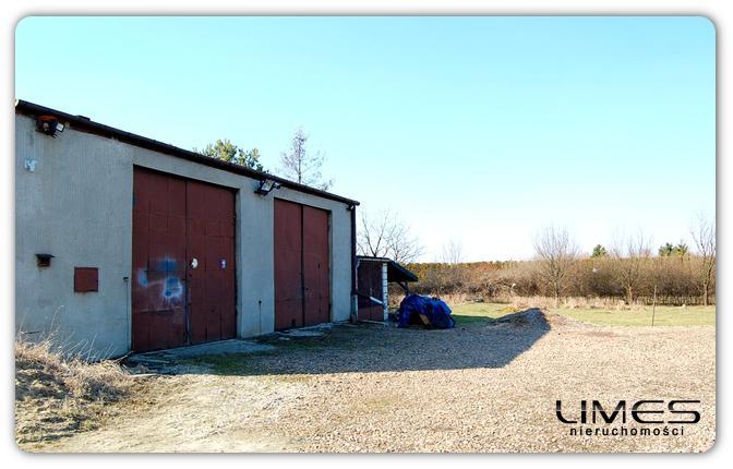 140 m2 – Rzeszów – Przybyszówka –  garaż z placem manewrowym