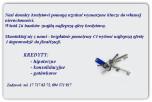 KIELNAROWA – 46 ar – pod zabudowę – cena: 3 500 zł/ar