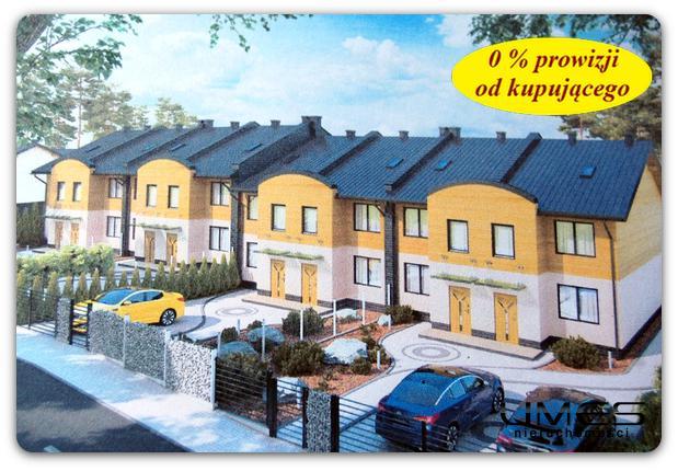 54.83 m2 – MALAWA – nowe mieszkania z ogródkiem – 3 pokoje
