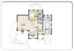 RZESZÓW Budziwój – 145 m2 – dom stan surowy otwarty