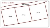 Świlcza – 18 ar – 3 działki z warunkami zabudowy