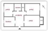 63,6 m2 – Rzeszów – Lewakowskiego – 3 pokoje