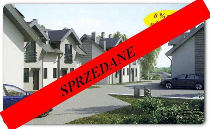 Rzeszów Słocina – 75 m2 – zabudowa bliźniacza