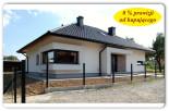 KRASNE – 114,62 m2- WS – parterowy, wygodny dom