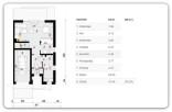 RZESZÓW Budziwój – 106 m2 – zabudowa szeregowa środkowa – stan deweloperski
