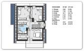 Pogwizdów Nowy – 121, 19 m2 – stan surowy otwarty