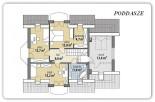 Smolarzyny – 126,50 m2 –  stan surowy otwarty