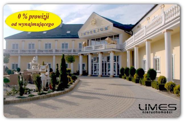"""Świlcza – luksusowy Hotel """"Imperium"""" – 2457 m2"""