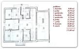 Rudna Mała – 348 m2 – zab. bliźniacza – stan deweloperski