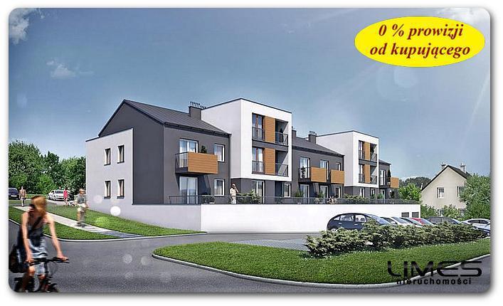 Rzeszów Słocina – 61,41 m2 – 3 pokoje – stan deweloperski