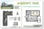 Rzeszów Drabinianka – Dębowy Park – 38,81 m2 – 2 pokoje