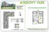 Rzeszów Drabinianka – Dębowy Park – 34,26 m2 – 2 pokoje