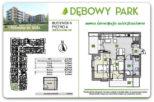 Rzeszów Drabinianka – Dębowy Park – 46,97 m2 – 3 pokoje