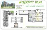 Rzeszów Drabinianka – Dębowy Park – 51,10 m2 – 3 pokoje