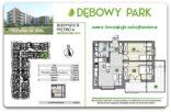 Rzeszów Drabinianka – Dębowy Park – 51,32 m2 – 3 pokoje