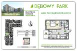 Rzeszów Drabinianka – Dębowy Park – 38,82 m2 – 2 pokoje