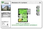 Rzeszów – Dzielnica Parkowa – 53,35 m2 – 3 pokoje