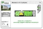 Rzeszów – Dzielnica Parkowa – 41,29 m2 – 2 pokoje