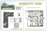 Rzeszów Drabinianka – Dębowy Park – 51,87 m2 – 3 pokoje