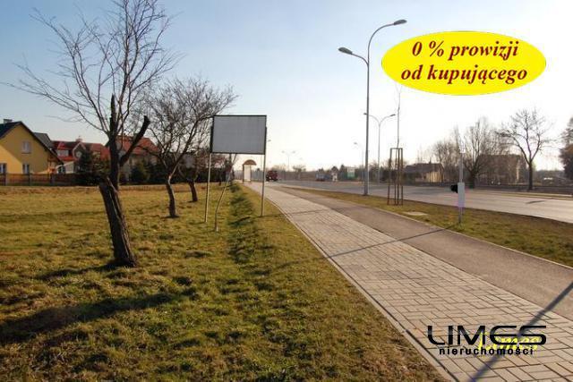 RZESZÓW, ul. Warszawska – 18,53 ar – komercyjna