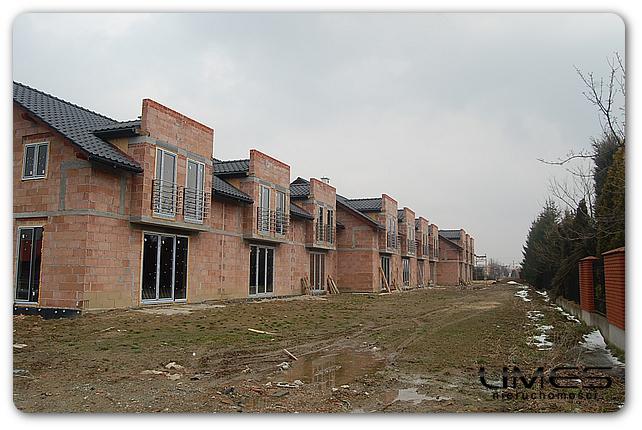 RZESZÓW Budziwój – 126 m2 – zabudowa szeregowa środkowa