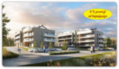 60,95 m2 – Łańcut – 3 pokoje – stan deweloperski