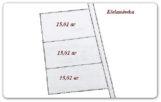 Kielanówka – 15,01 ar – 3 działki budowlane