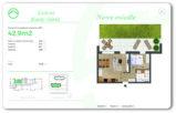 42,90 m2 – Łańcut – 2 pokoje – stan deweloperski