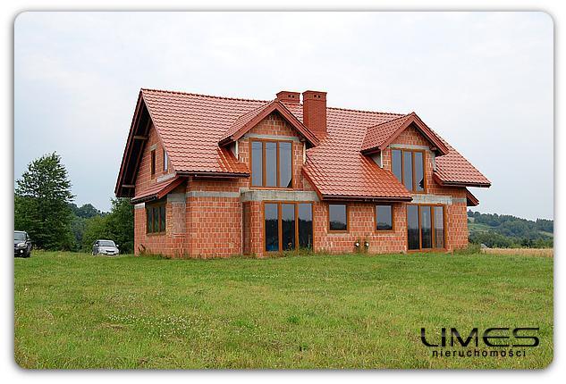Hermanowa – 125,60 m2 – 2 domy w zabudowie bliźniaczej