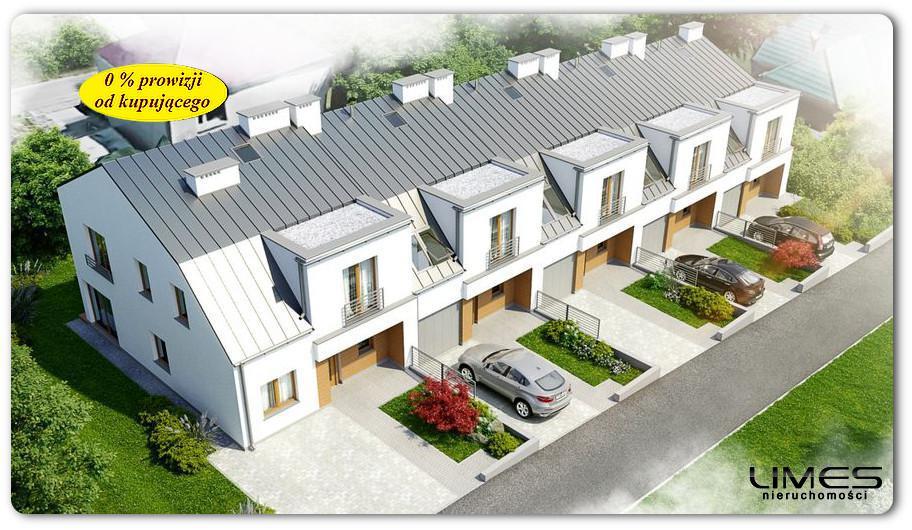 110,81 m2 – Rzeszów Przybyszówka – zabudowa szeregowa