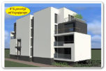 157,08 m2 – Rzeszów Staszica – apartament w centrum miasta – 5 pokoi