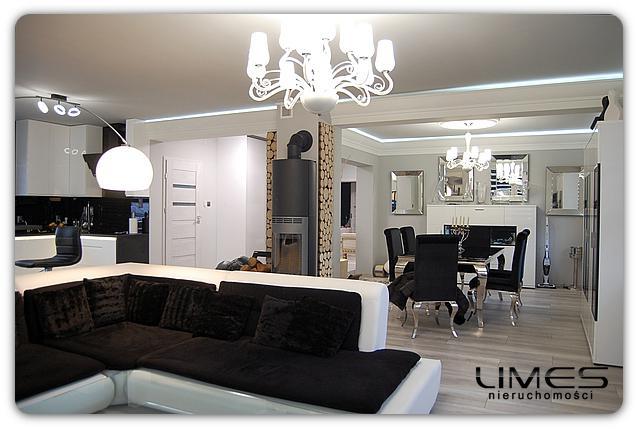 170 m2 – Pogwizdów Nowy – nowoczesny dom