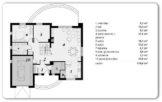 Jasionka – 143,90 m2 – stan surowy otwarty
