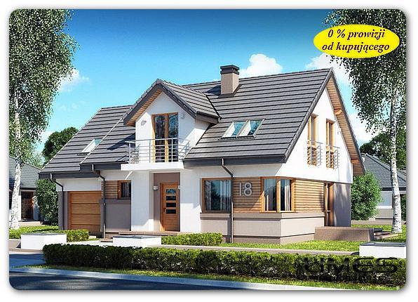 Głogów Małopolski – 127,60 m2 – nowy dom do zamieszkania
