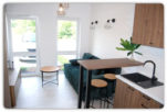 52,24 m2 – Rzeszów – Sikorskiego – mieszkanie z ogródkiem (podział na 2 kawalerki)