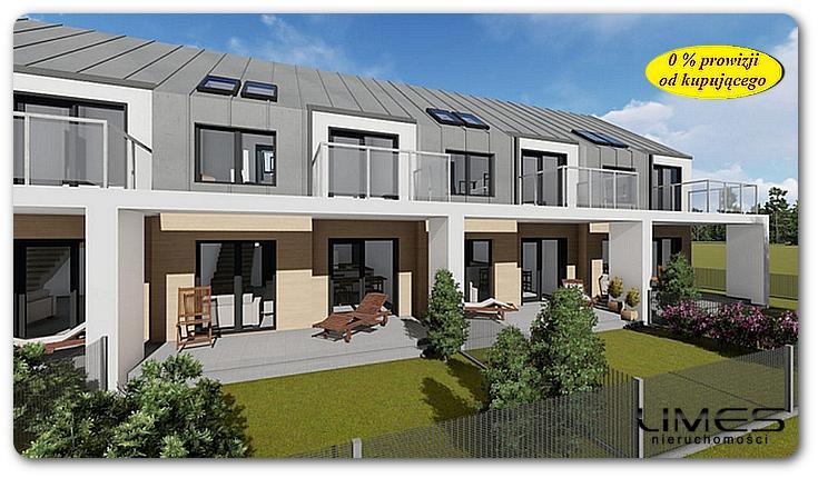Zaczernie – 90,18 m2 – zabudowa szeregowa środkowa